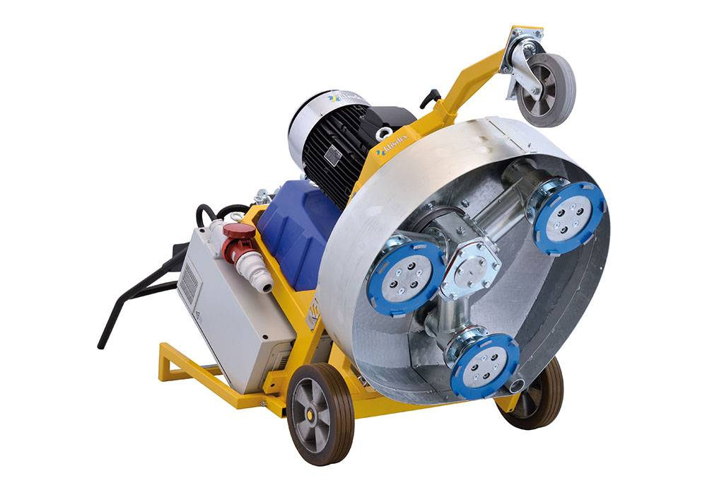 klindex floor grinding machine Expander_850_a