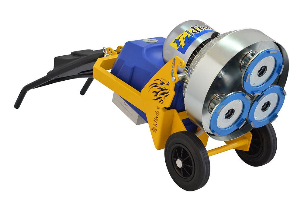 klindex floor grinding machine Hercules_451_a