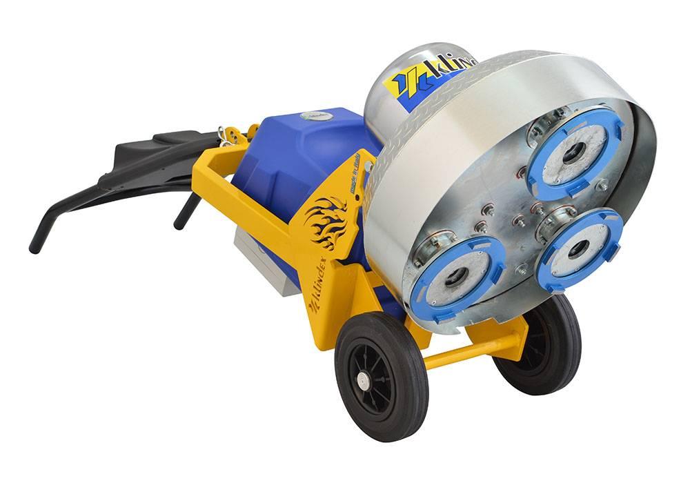 klindex floor grinding machine Hercules_551_a