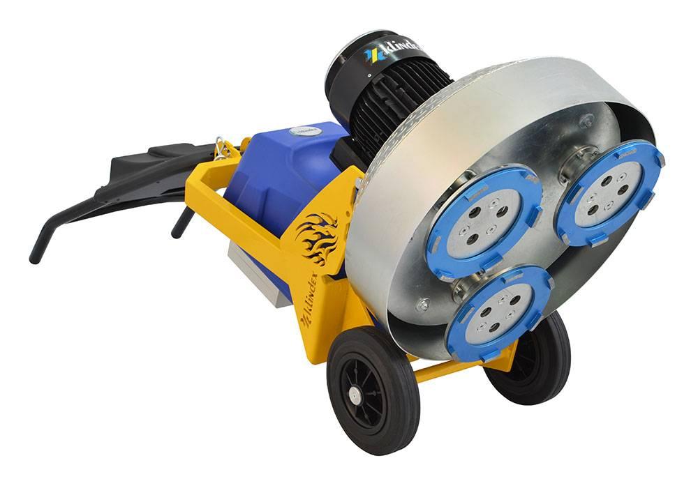 klindex floor grinding machine Hercules_601_a