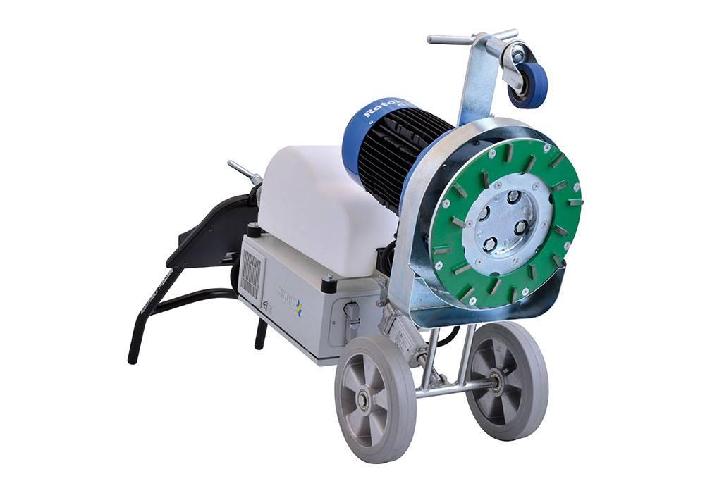 klindex floor grinding machine Rotoklin400_a