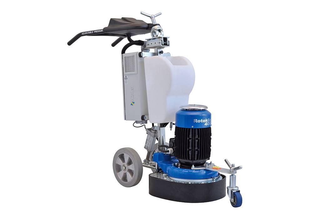 klindex floor grinding machine Rotoklin400_b
