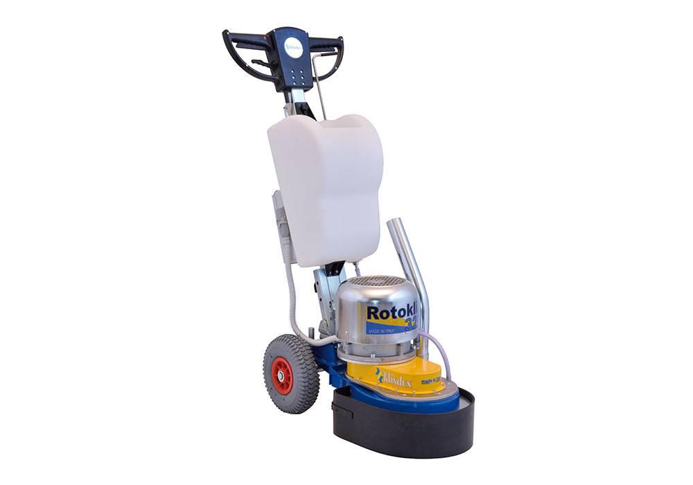 klindex floor grinding machine Rotoklin_320_b